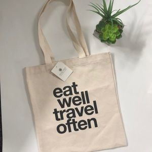 🆕 DOGEARED Tote Bag